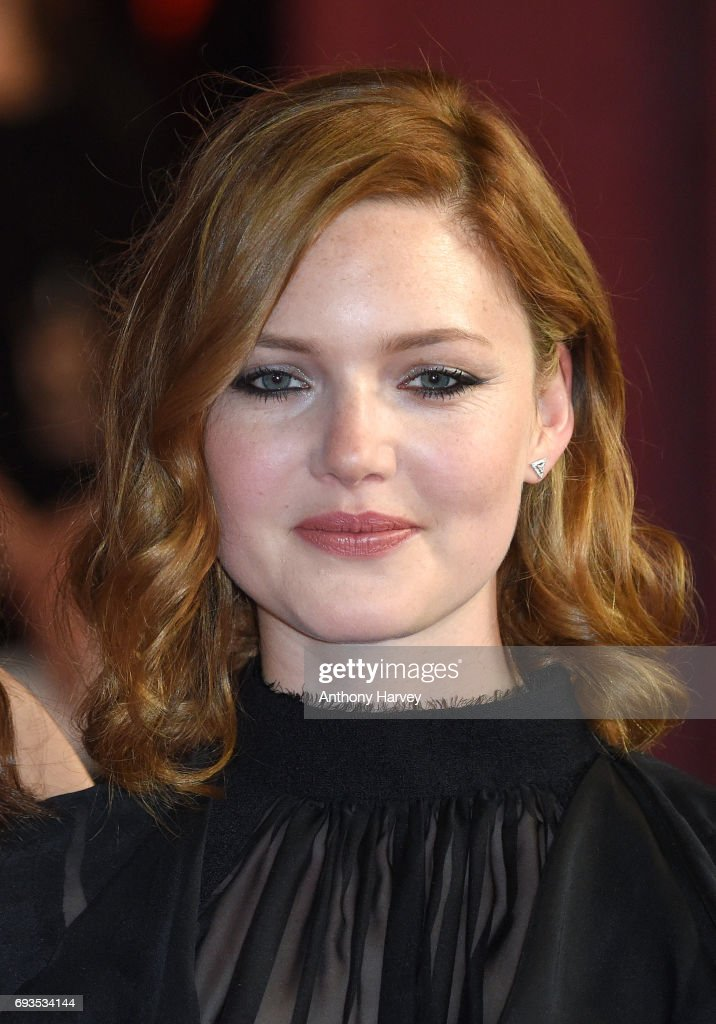 Holliday Grainger attends the World Premiere of 'My Cousin Rachel' at Picturehouse Central on June 7, 2017 in London, England.
