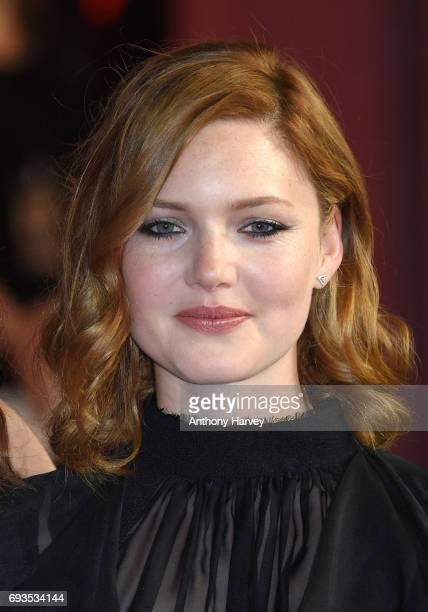 Holliday Grainger attends the World Premiere of My Cousin Rachel at Picturehouse Central on June 7 2017 in London England