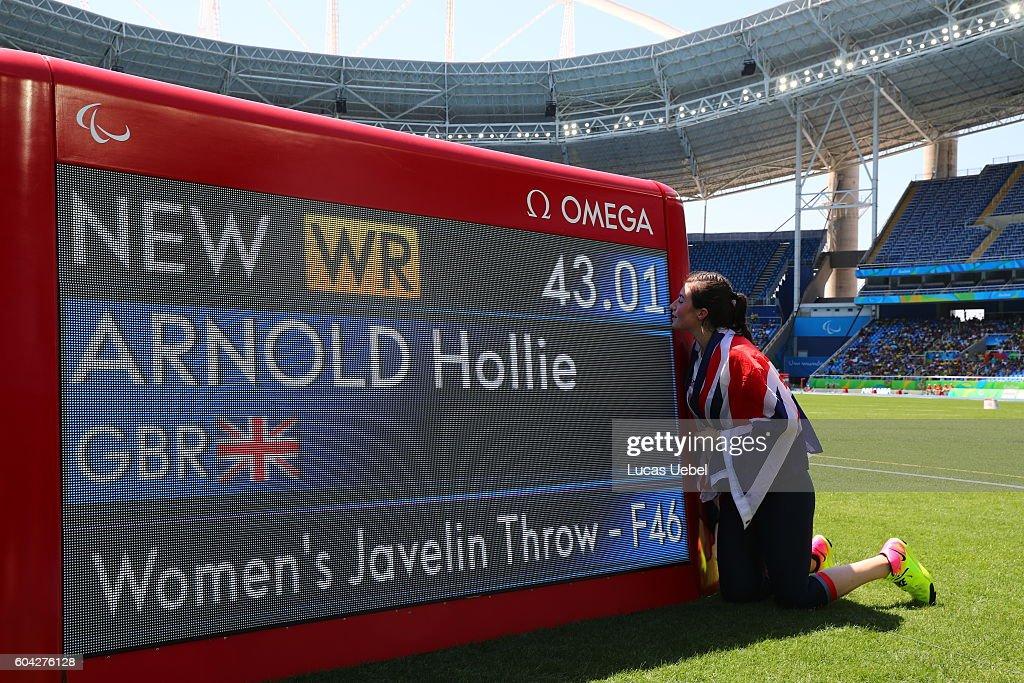 Rio Paralympics - Day 5 : News Photo