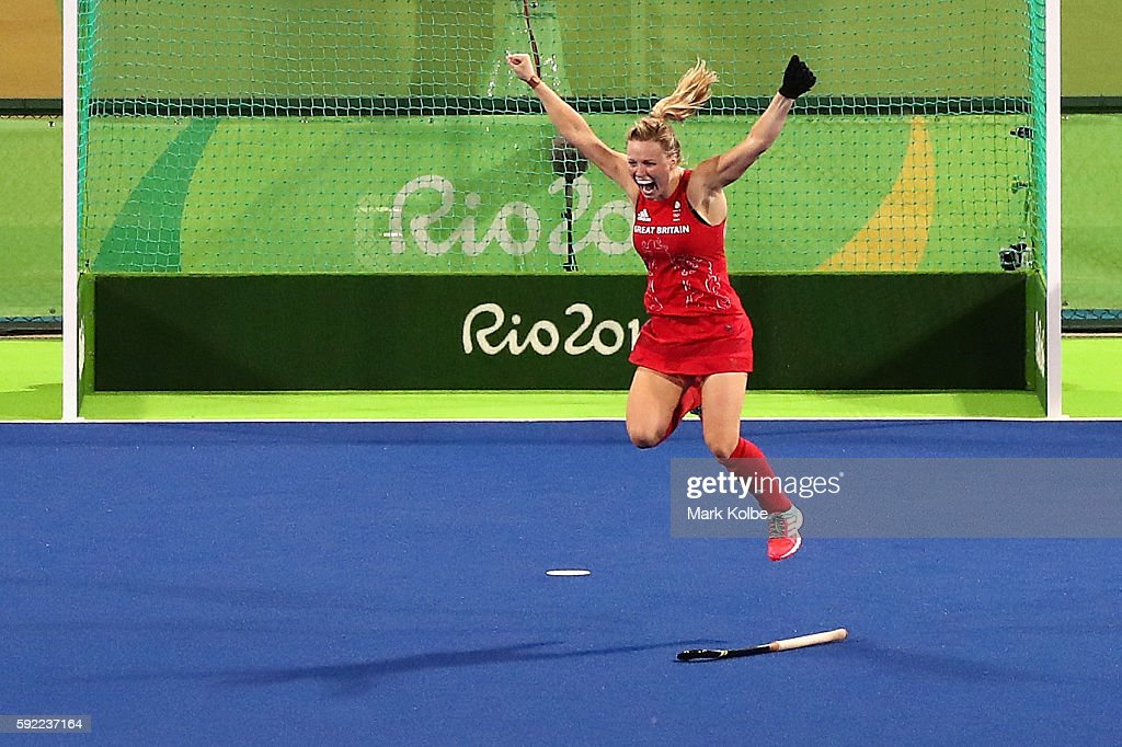 Hockey - Olympics: Day 14 : News Photo