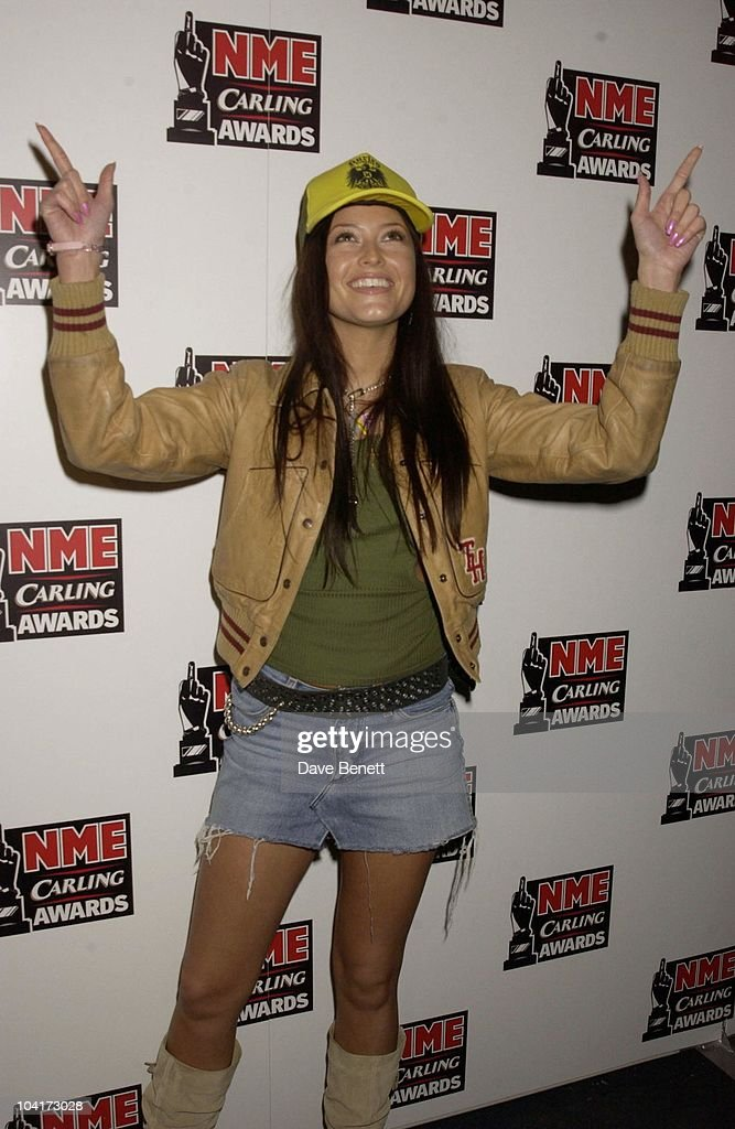 Hollly Valance, Nme Carling Awards 2003, At Po Na Na, Hammersmith, London