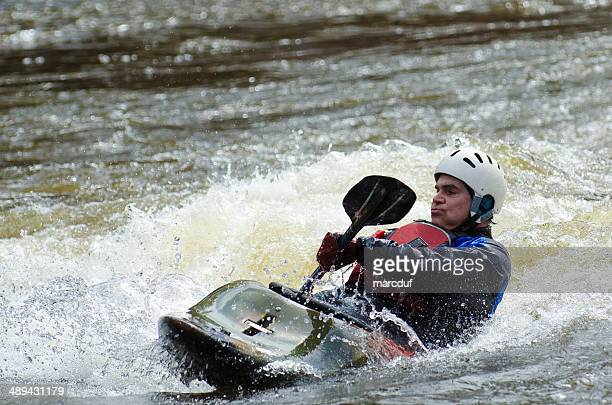 hollow wave - swift river stock photos and pictures