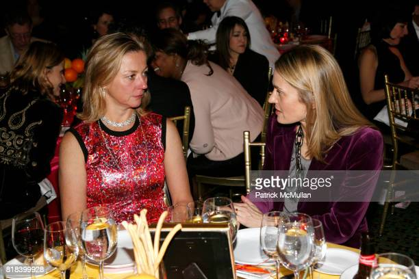 Holly Andersen and ? attend INTERNATIONAL WOMEN'S HEALTH COALITION Annual Gala at Cipriani 42nd St on February 3rd, 2010 in New York City.