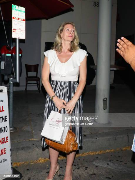 Holly Bolton is seen on July 07 2018 in Los Angeles California