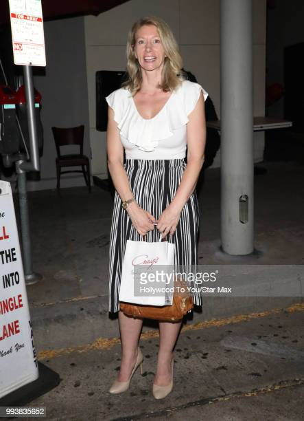 Holly Bolton is seen on July 7 2018 in Los Angeles California