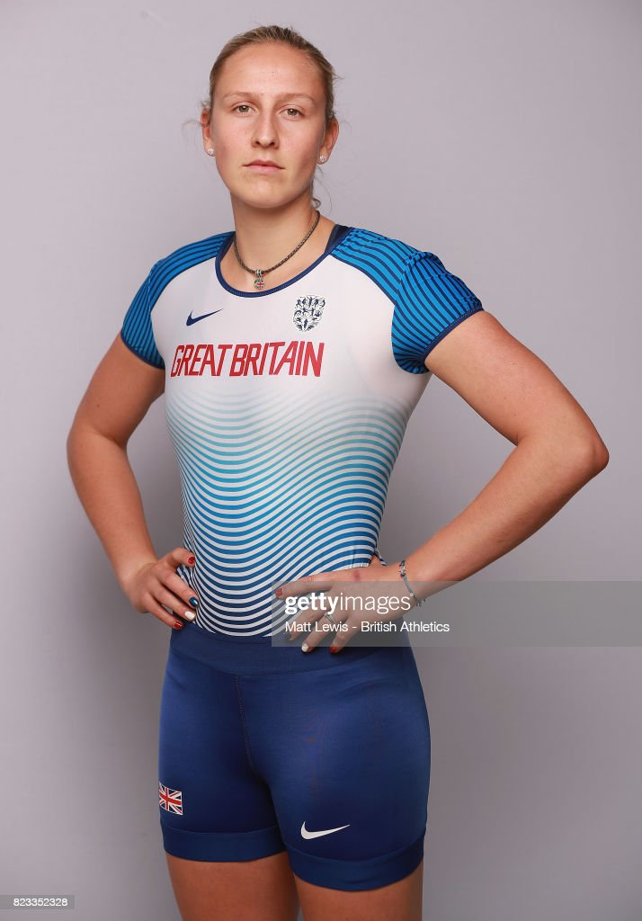 British Athletics Team World Championships Preparation Camp - Day 1