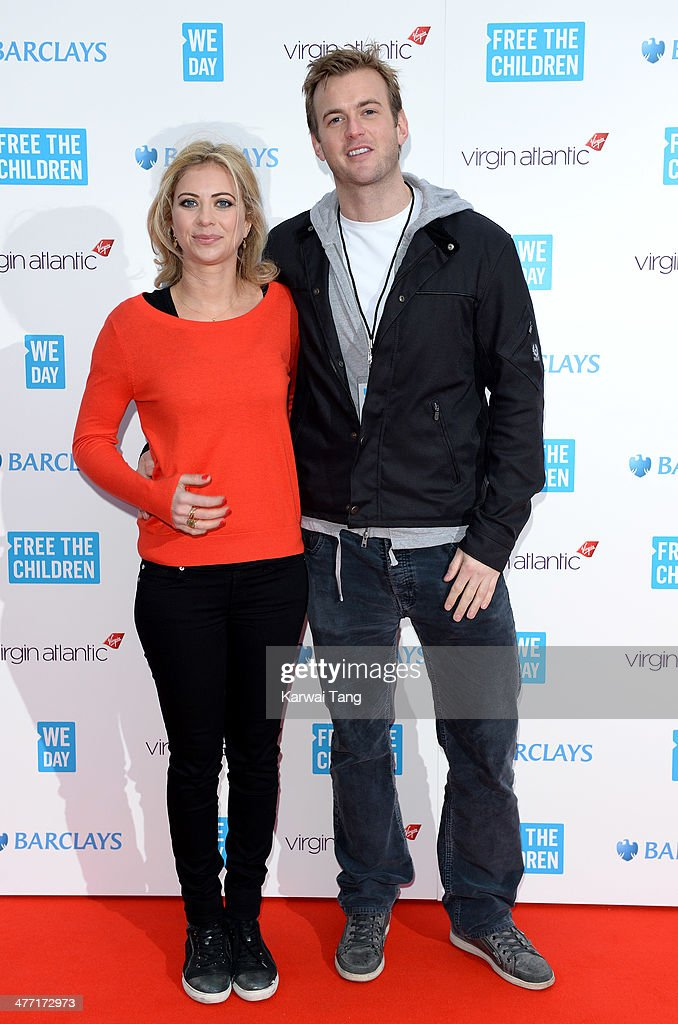 We Day UK - Arrivals