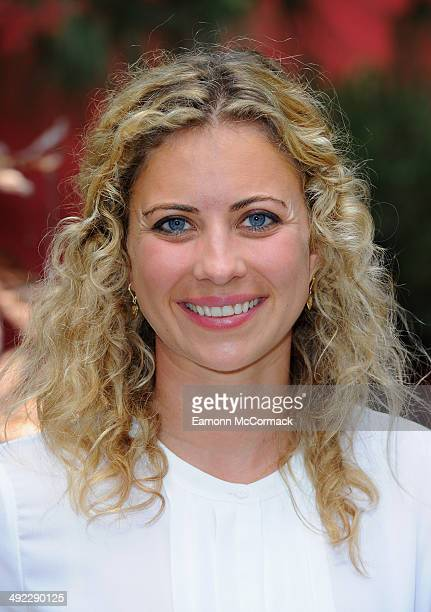 Holly Branson attends the VIP preview day of The Chelsea Flower Show at The Royal Hospital Chelsea on May 19 2014 in London England