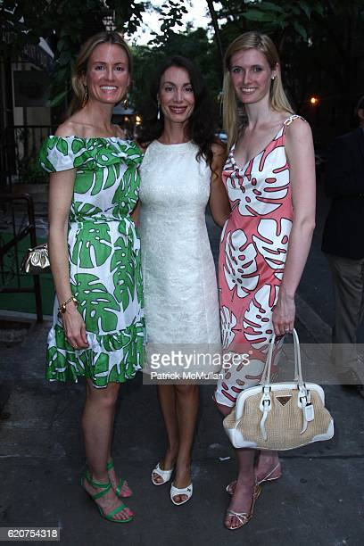 Holly Dunlap Daniella DeLorenzo and Alexandra Reeve attend HOLLYWOULD and The CHRISTOPHER and DANA REEVE FOUNDATION SUMMER PARTY at Hollywould on...
