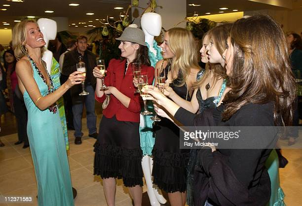 Holly Dunlap, Jessica Capshaw, Emily Mortimer, Chloe Sevigny, Mena Suvari, Michelle Trachtenberg and Jamie-Lynn DiScala