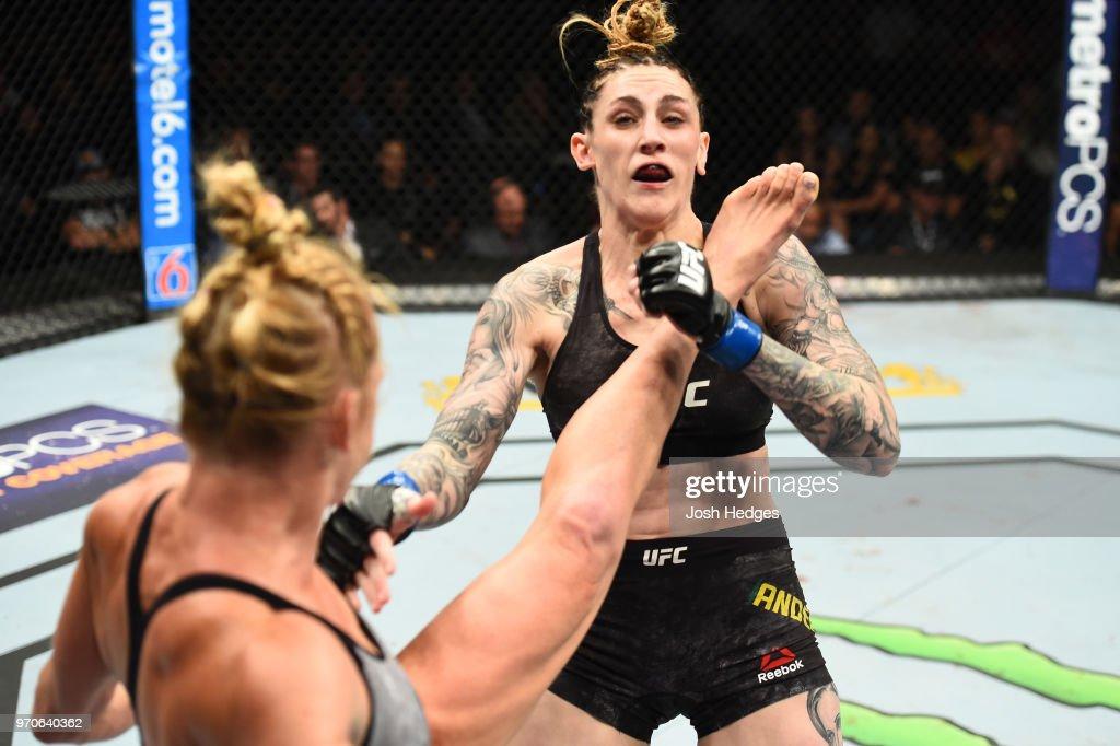 UFC 225: Holm v Anderson : News Photo