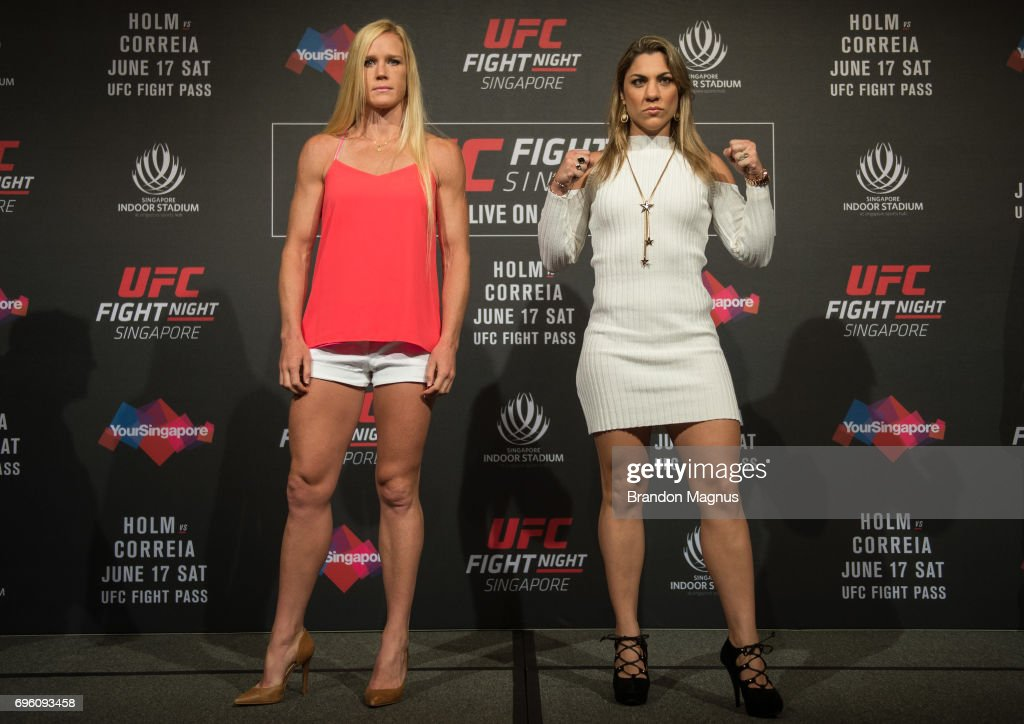 UFC Fight Night: Ultimate Media Day