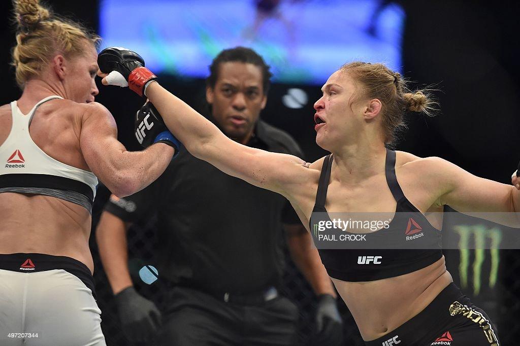 BOX-AUS-US-UFC : News Photo
