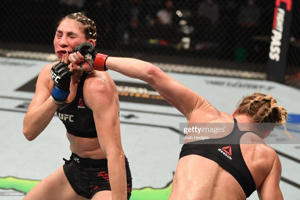 UFC Fight Night Holm v Aldana : ニュース写真