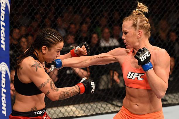 UFC 184: Pennington v Holm