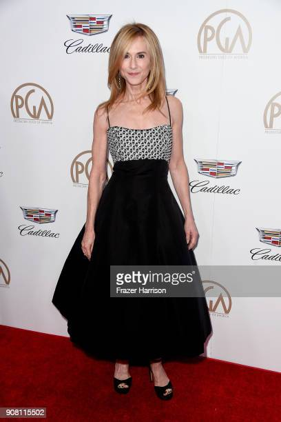 Holly Hunter attends the 29th Annual Producers Guild Awards at The Beverly Hilton Hotel on January 20 2018 in Beverly Hills California
