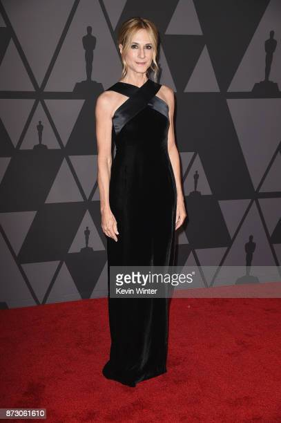 Holly Hunter attends the Academy of Motion Picture Arts and Sciences' 9th Annual Governors Awards at The Ray Dolby Ballroom at Hollywood Highland...