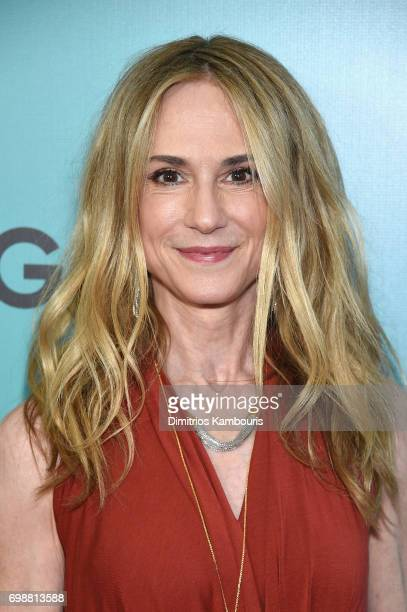 Holly Hunter attends 'The Big Sick' New York Premiere at The Landmark Sunshine Theater on June 20 2017 in New York City