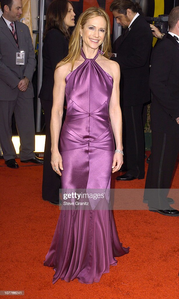 Holly Hunter during 10th Annual Screen Actors Guild Awards - Arrivals at Shrine Auditorium in Los Angeles, California, United States.