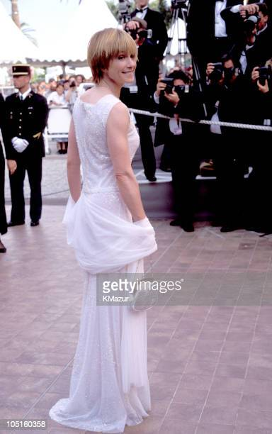 Holly Hunter during 1999 Cannes Film Festival - Grand Opening at Palais des Festival in Cannes, France.