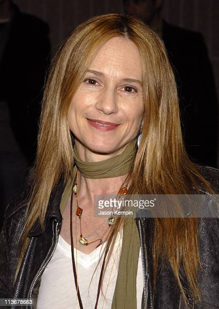 Holly Hunter during 5th Annual Tribeca Film Festival Mini's First Time Premiere at Schimmel Center in New York City New York United States