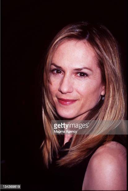 Holly Hunter during Premiere of 'Crash' at Los Angeles in Los Angeles CA United States