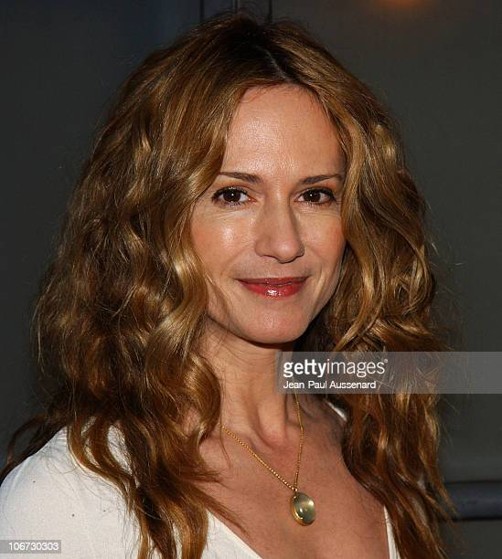 Holly Hunter during VLIFE and Hermes Host the 1st Annual Oscar Contenders Party in Partnership with Aston Martin and Absolut at Hermes Boutique in...