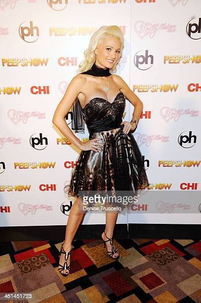 32 Planet Hollywood Celebrates Peepshow Premiere With Holly Madison Photos And Premium High Res Pictures Getty Images