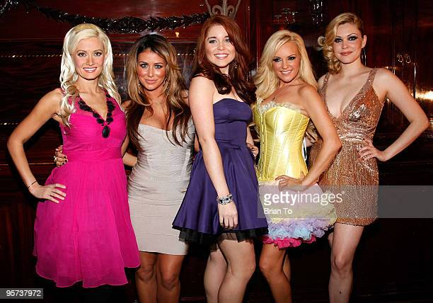 Holly Madison Aubrey O'Day Erin White Bridget Marquardt and Shanna Moakler attend Heel Hate Benefit For Matthew Shepard Foundation And NOH8 Campaign...