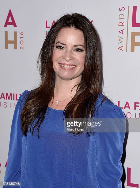Holly Marie Combs Kids 2016