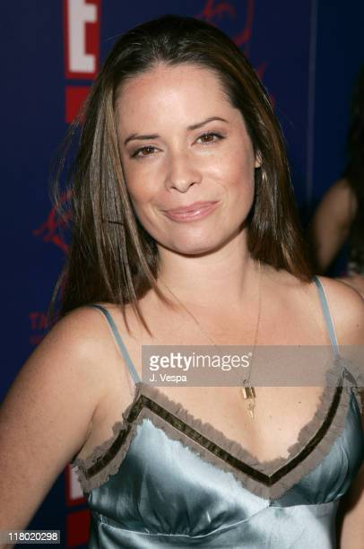 Holly Marie Combs during 2005 Taurus World Stunt Awards Red Carpet at Paramount Studios in Los Angeles California United States