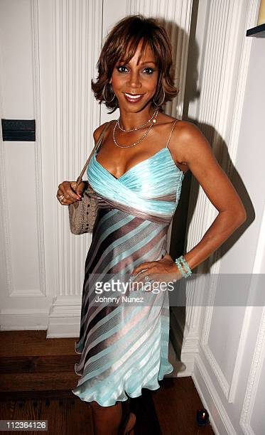 """Holly Robinson during Martell Presents: """"Discover Noblige"""" - Los Angeles, A Charitable Cultural Experience Honoring: Holly Robinson Peete, Hill..."""