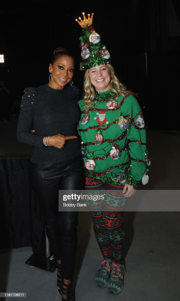 Holly Robinson Peete Attends The 2019 Christmas Con At New Jersey News Photo Getty Images