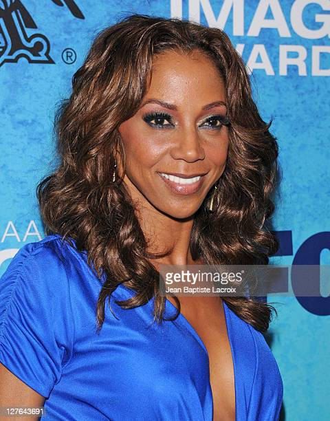 Holly Robinson Peete attends the 42nd Annual NAACP Image Awards PostShow Gala Celebration at SLS Hotel on March 4 2011 in Beverly Hills California