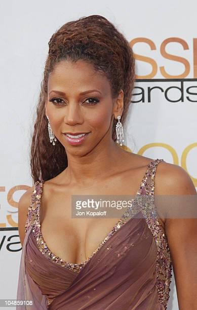 Holly Robinson Peete during 16th Annual Essence Awards at The Kodak Theatre in Hollywood California United States