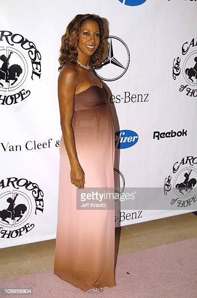 Holly Robinson Peete during 16th Carousel of Hope Presented by MercedesBenz to Benefit the Barbara Davis Center for Childhood Diabetes Arrivals at...