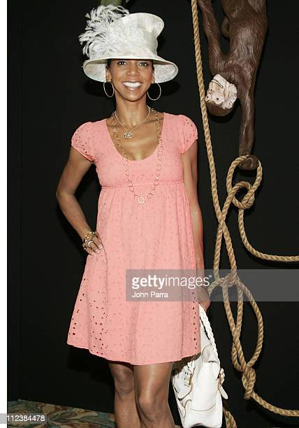 Holly Robinson Peete during 5th Annual 'Hats Off' Luncheon to Benefit the Honey Shine Mentoring Program at Parrot Jungle Island in Miami Beach...