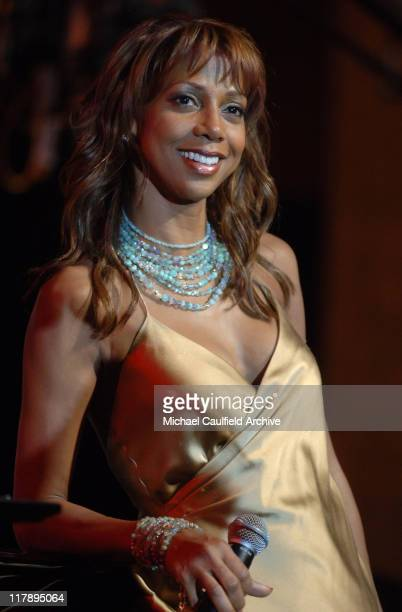 Holly Robinson Peete during Muhammad Ali's Celebrity Fight Night XII Inside at JW Marriott Ridge Desert Resort in Phoenix Arizona United States