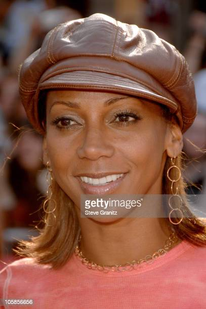 Holly Robinson Peete during 'Pirates of the Caribbean At World's End' World Premiere Arrivals at Disneyland in Anaheim California United States