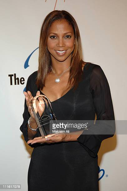 Holly Robinson Peete during The 2005 Jackie Robinson Foundation 'Celebrating Excellence' Gala at Westin Century Plaza Hotel in Los Angeles California...