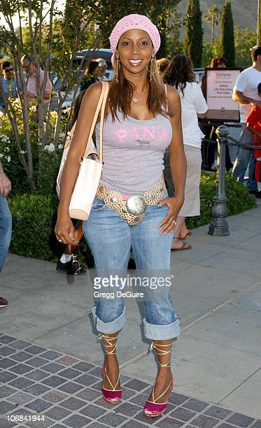Holly RobinsonPeete during Lisa Rinna and Harry Hamlin Celebrate the Opening of the Second 'belle gray' Boutique Arrivals at belle gray in Calabasas...