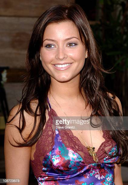 Holly Valance during 3rd Annual BAFTA Tea Party Honoring Emmy Nominees at Park Hyatt in Century City California United States