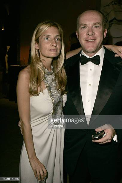 Holly Wiersma and Cassian Elwes amfAR's Cinema Against AIDS Venice, presented by BVLGARI