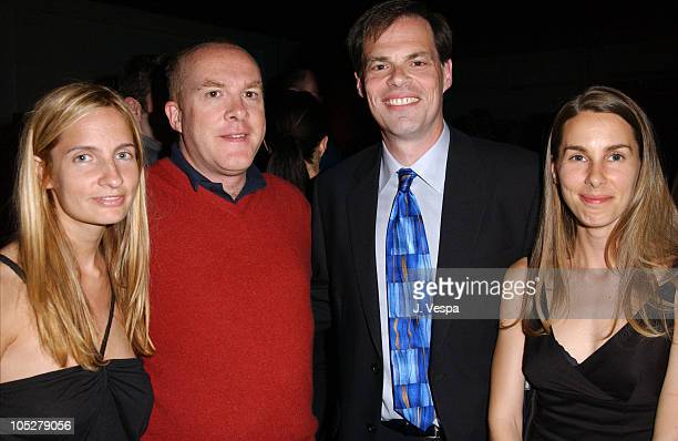 """Holly Wiersma, Cassian Elwes and Tom Ortenberg during """"The Punisher"""" Los Angeles Premiere - After Party at Soho Project in Hollywood, California,..."""