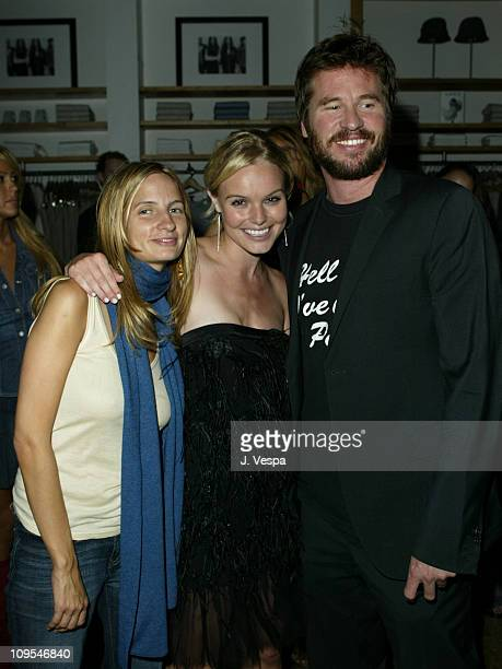 Holly Wiersma, Kate Bosworth and Val Kilmer