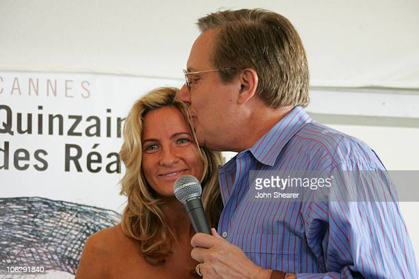 Holly Wiersma, producer and William Friedkin, director
