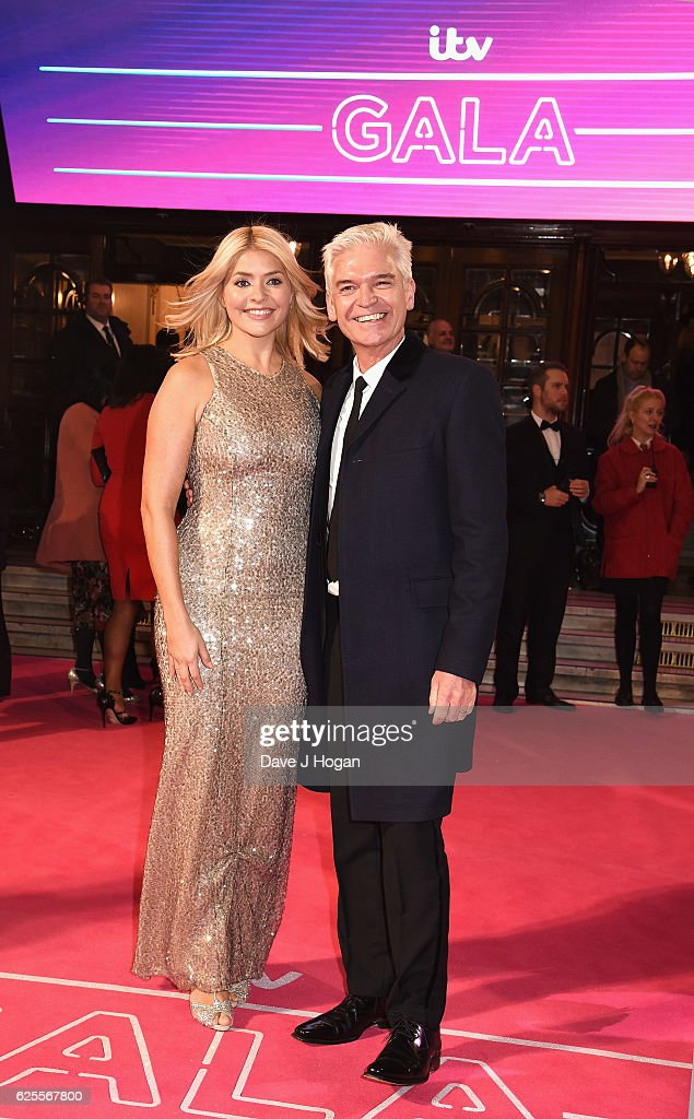 ITV Gala - VIP Arrivals
