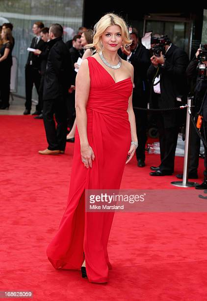 Holly Willoughby attends the Arqiva British Academy Television Awards 2013 at the Royal Festival Hall on May 12 2013 in London England
