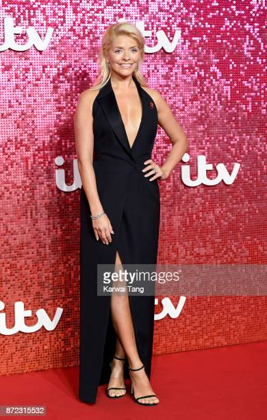 Holly Willoughby attends the ITV Gala at the London Palladium on November 9 2017 in London England
