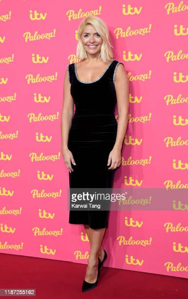 Holly Willoughby attends the ITV Palooza 2019 at The Royal Festival Hall on November 12 2019 in London England